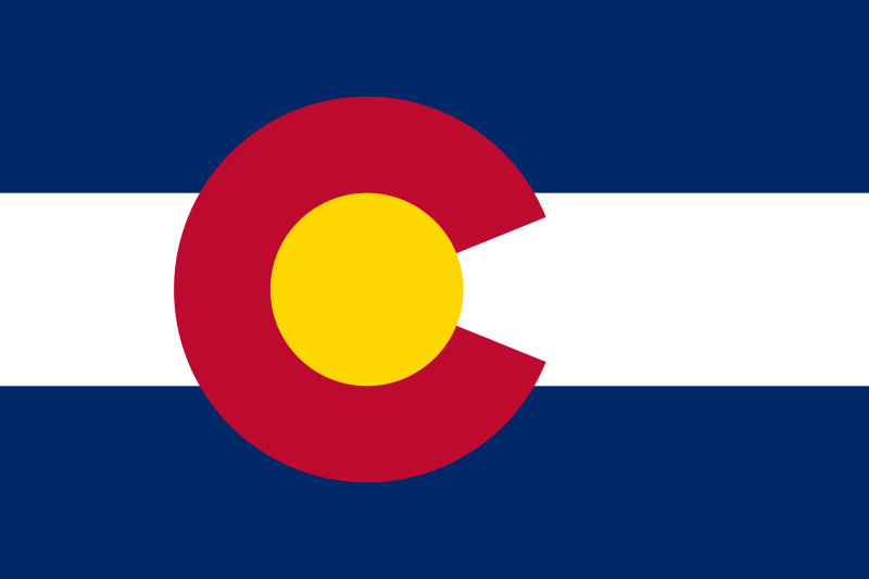 800px Flag of Colorado Top 5 ways to prove youre a true Coloradan