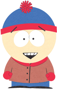 """Stan Marsh, the """"reincarnated L. Ron Hubbard"""" now has a Church of Scientology closer to his home of South Park, Co."""