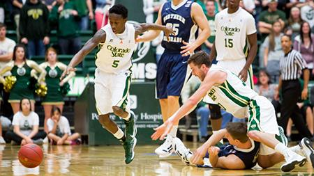 CSU Men's Basketball plays Northern Colorado at Moby Arena Monday night. Northern Colorado at Moby Arena Monday night.