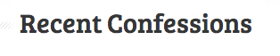 CSU Confessions logo