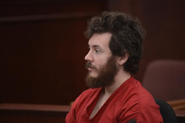 The  arraignment for Aurora theater shooting suspect James Holmes