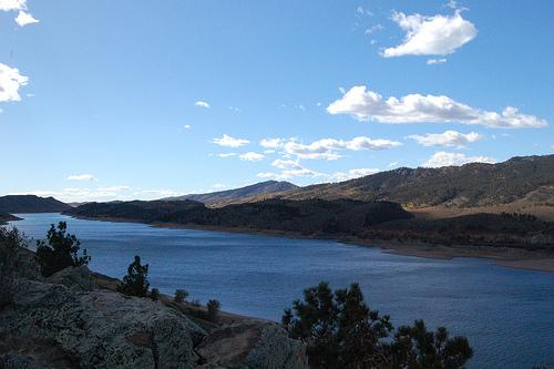 Horsetooth Reservoir. Courtesy of flickr.com.