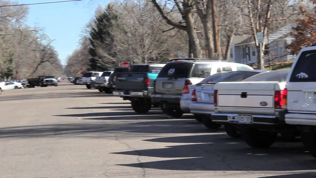 Residents North of CSU campus blame the University for parking issues