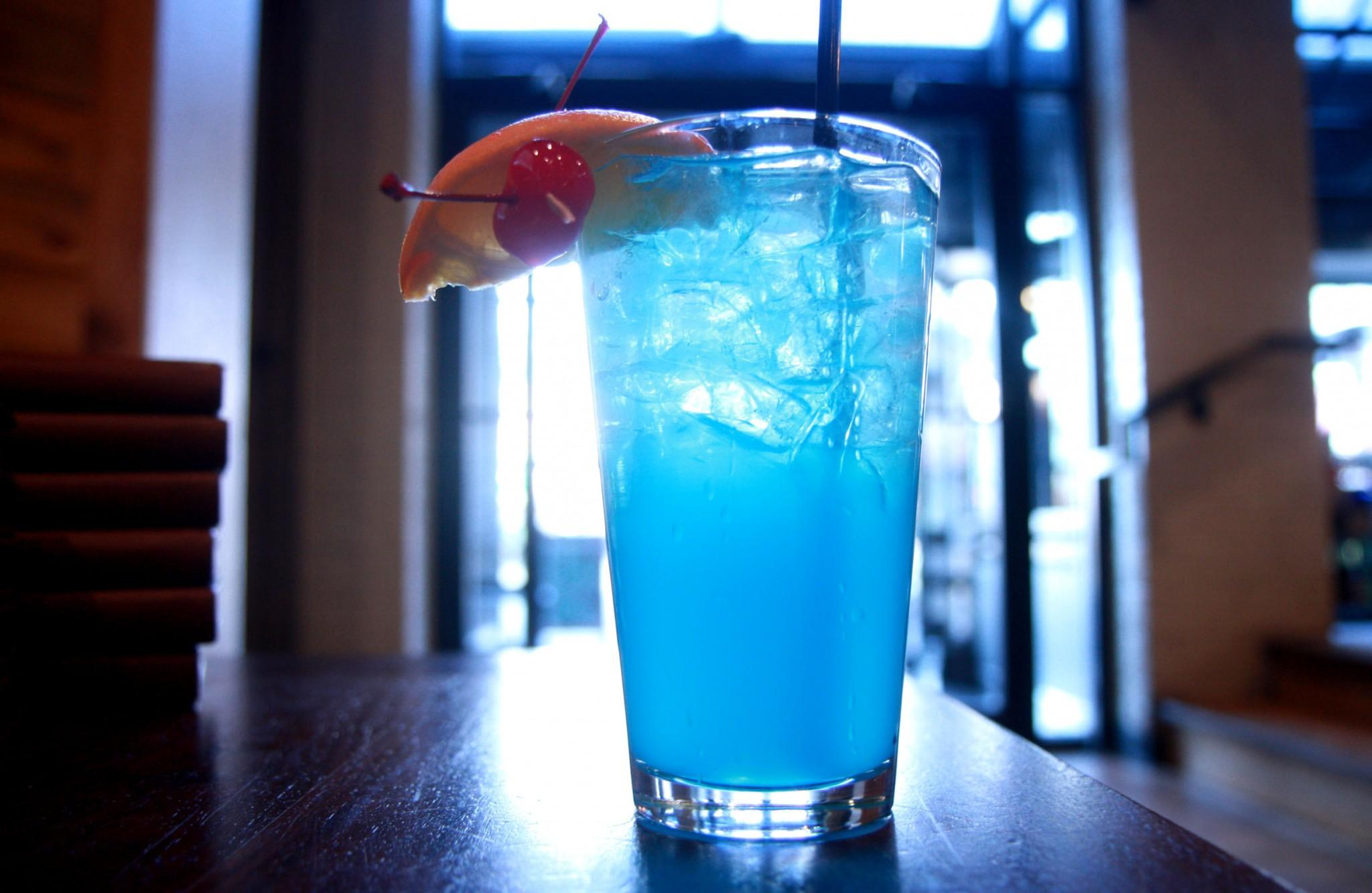 Several bars in downtown Fort Collins, including Yeti Bar and Grill, say one of the most popular drinks of the weekend is Adios MoFo. The drink is a hefty combination of vodka, rum, tequila, gin, Blue Curacao liqueur, and a sweet soda finish likely to give anyone a strong buzz.