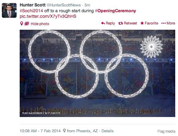 opening ceremony, twitter