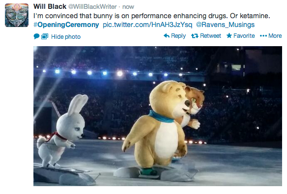 Opening Ceremony, Sochi