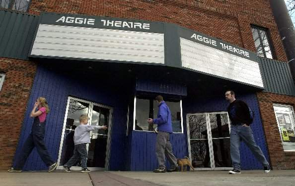 The Aggie Theatre
