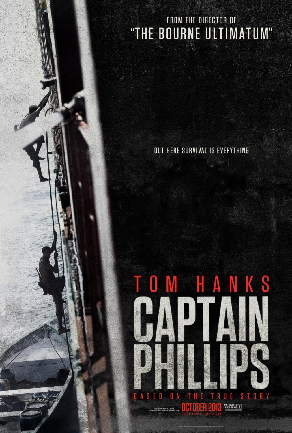 Film Review: Captain Phillips | Rocky Mountain Collegian