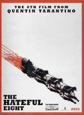 "Image courtesy of ""The Hateful Eight's"" Facebook page. ""The Hateful Eight"" will be released in fall 2015"