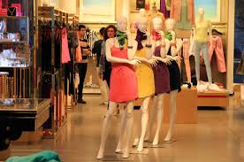 Mannequins at Ann Inc.
