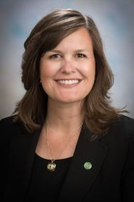 Kristi Bohlender, Executive Director, Colorado State University Alumni Association, May 27, 2015. (Photo Credit: CSU Source).