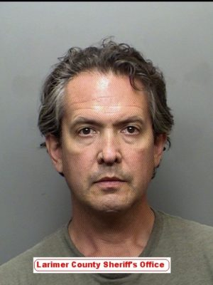 Daniel King, 49, brought a replica gun into the Morgan Library Sept. 22. (Photo Courtesy of Larimer County Sheriff's Office).