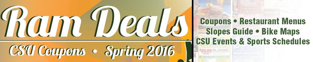 Ram Deals Coupons Spring 2016