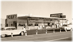 Johnson's Corner off i-25 in Loveland, Colorado. (Photo Courtesy of Johnson'sCorner.com)