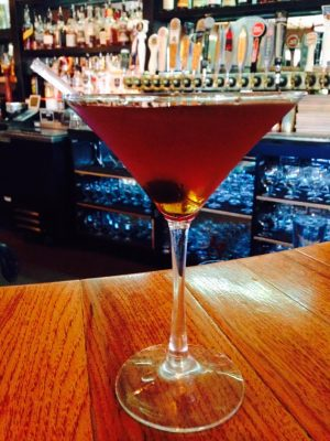 The Ladies Man at Café Vino, 1200 S. College Ave. (Photo: Ashley Haberman)