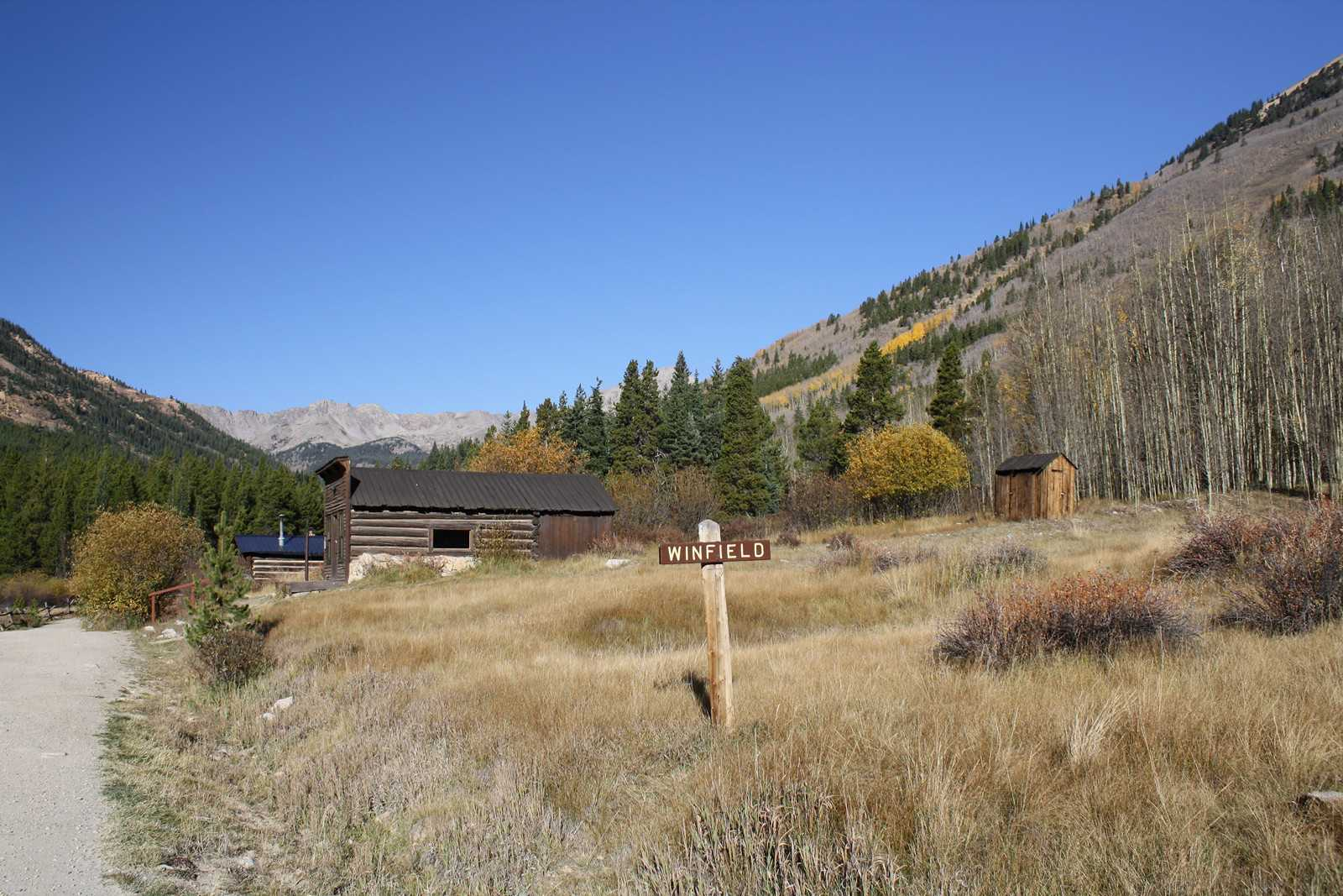 Backyard travel colorado ghost towns for Best colorado mountain towns to live
