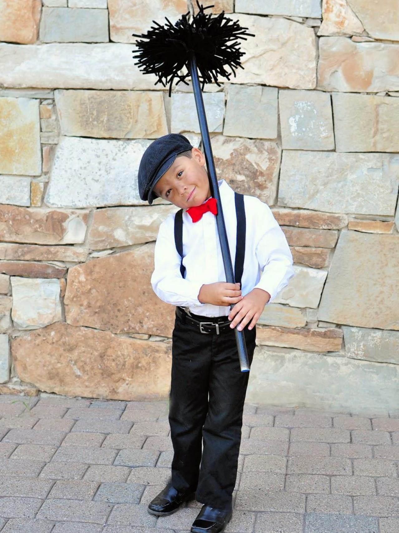 Five Ideas for Last Minute Halloween Costumes