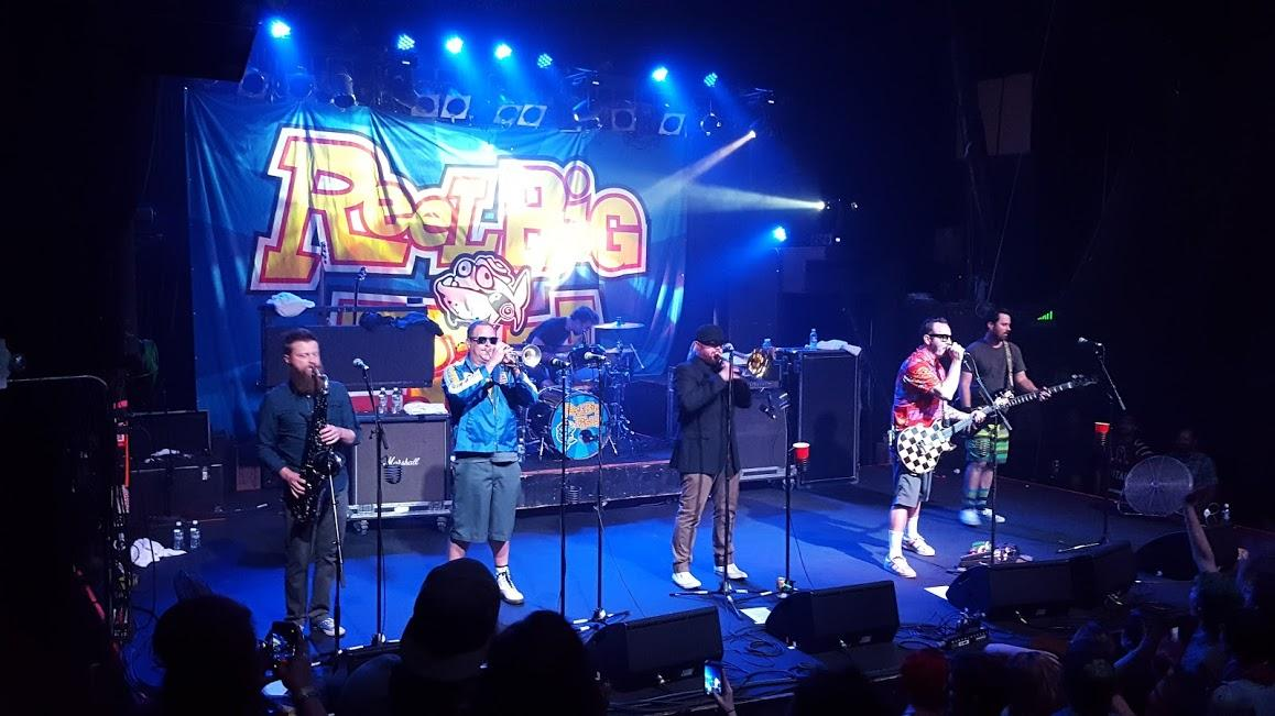 Reel big fish celebrates 20th anniversary of turn the for Reel big fish