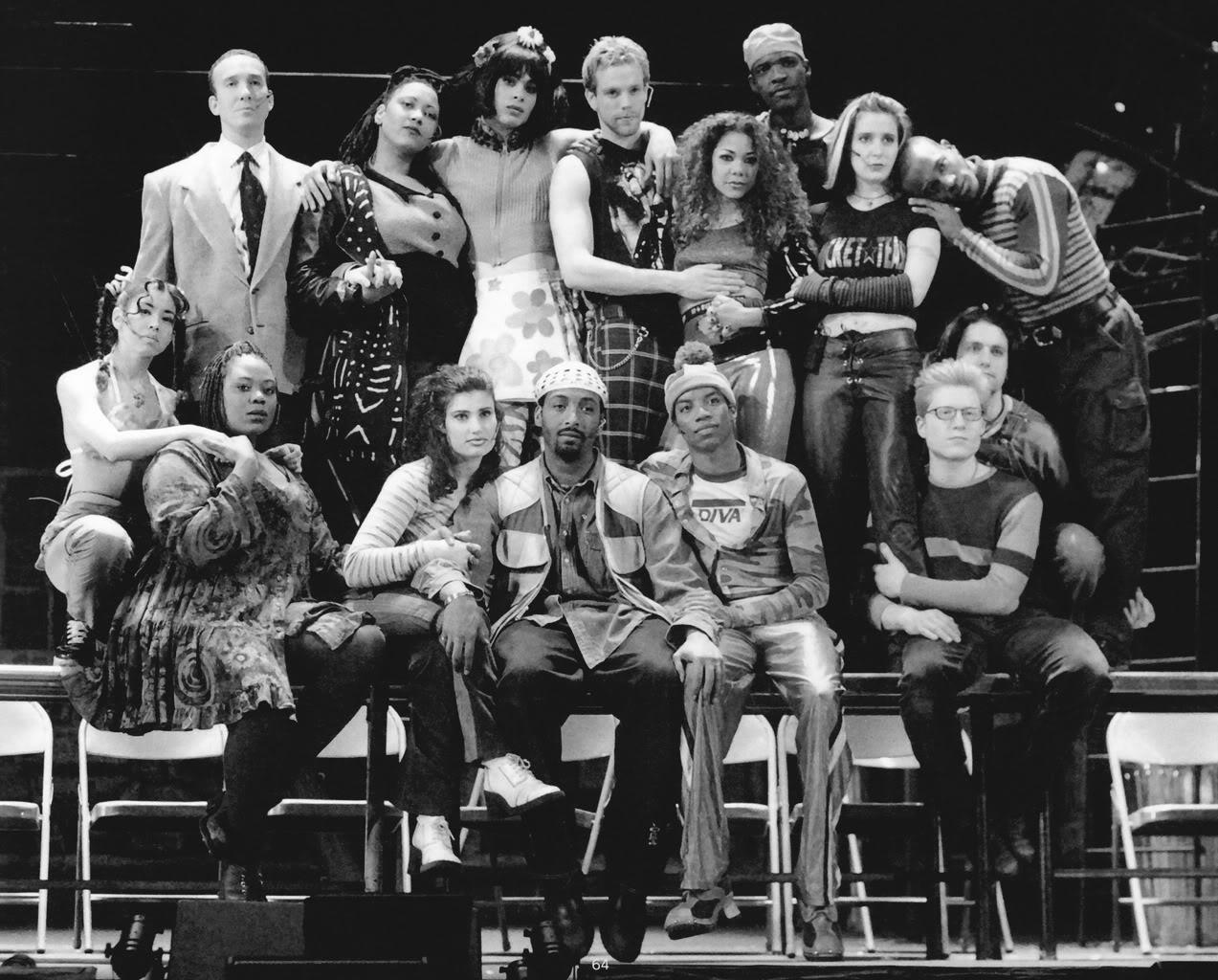 "the inception and achievements of the musical rent Today's blakes and penns, born in the late 1980s, had not hit puberty when "" rent"" opened on broadway in 1996, after it scorched its way into."