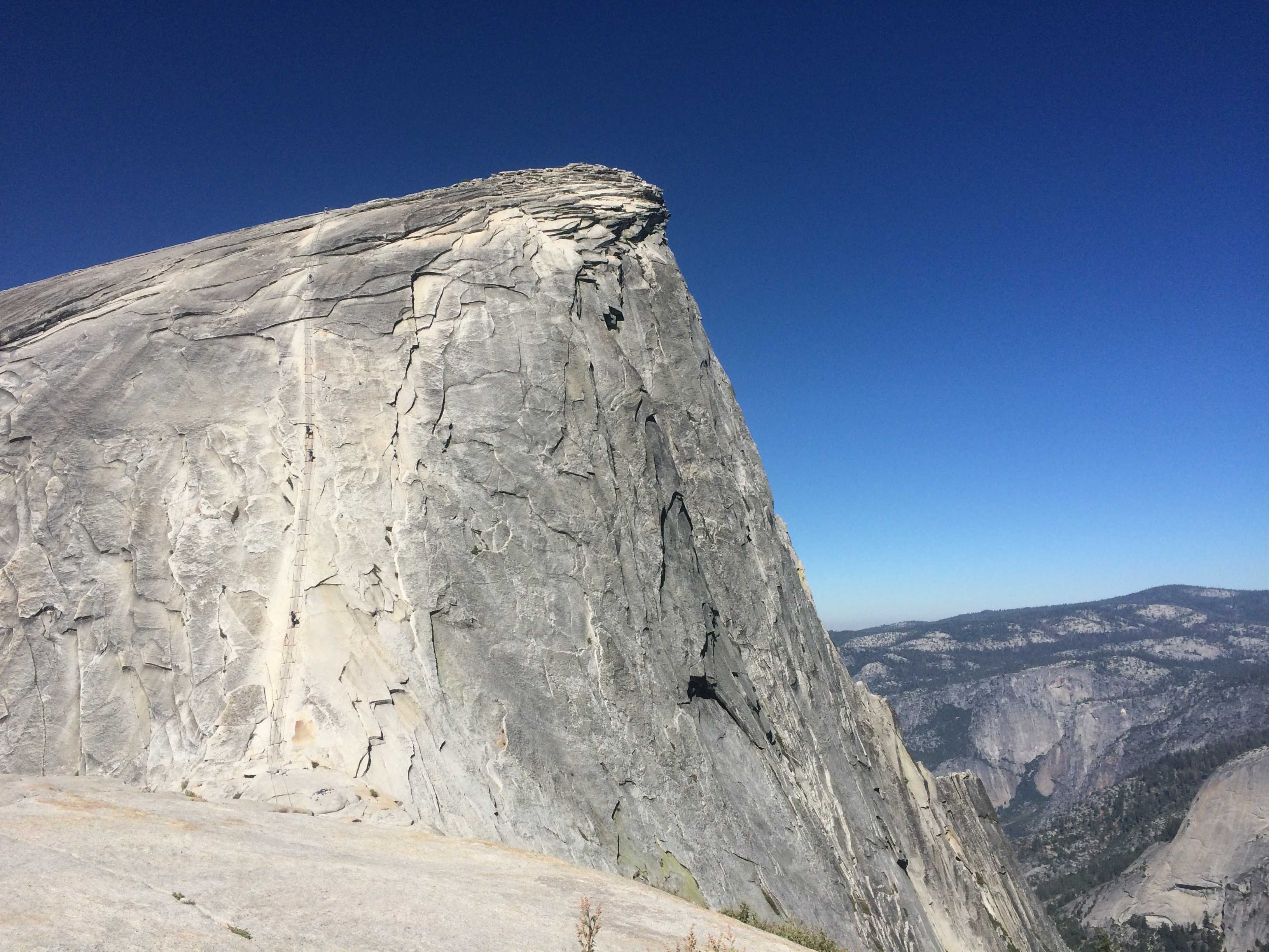 Go Outdoors Ordinary Joes Can Climb Half Dome
