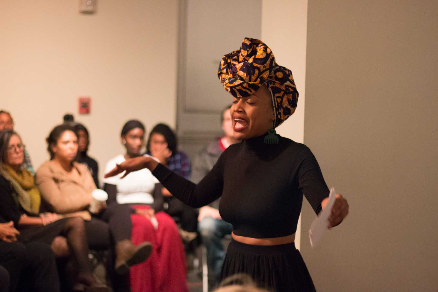 CSU students present Black Feminist Manifesto to highlight ...