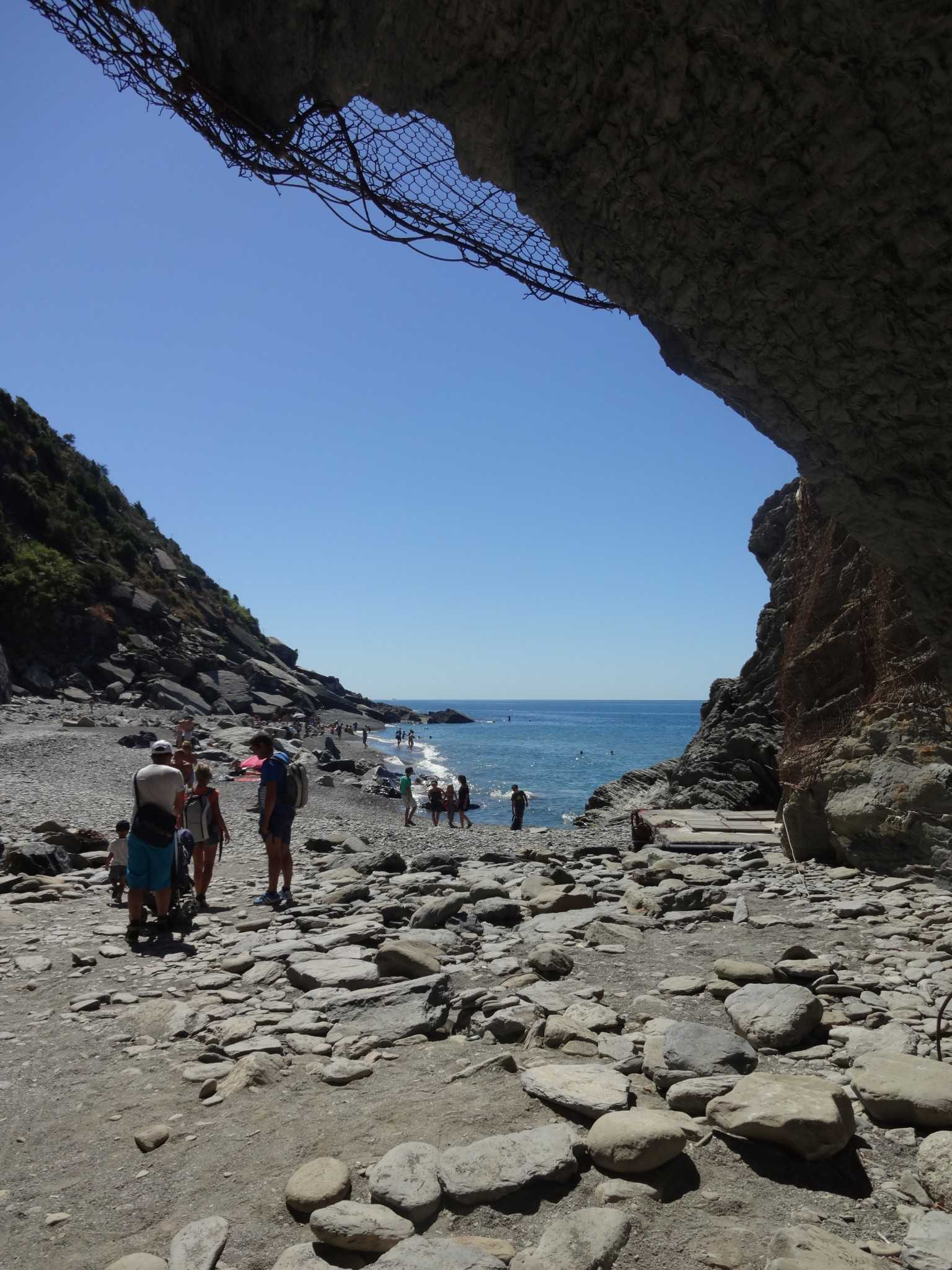 Three best beaches of Cinque Terre - The Rocky Mountain