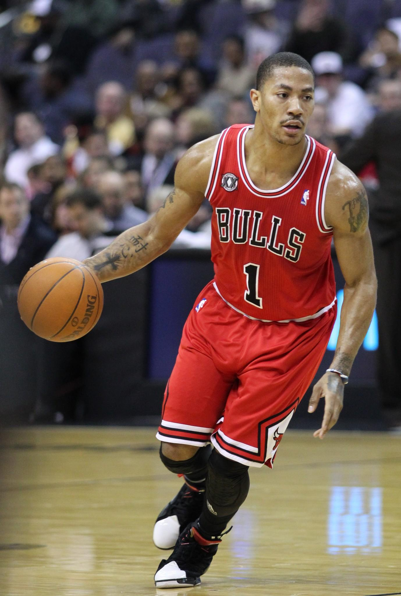 d44ae8ca17ed Derrick Rose and the Chicago Bulls  NBA Preview - The Rocky Mountain ...
