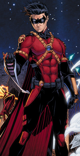 A Brief Guide to Robin: Tim Drake - The Rocky Mountain ...