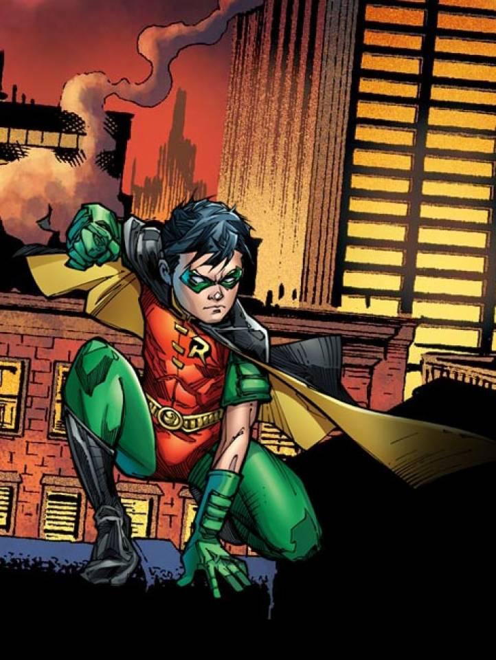 Robin Comic
