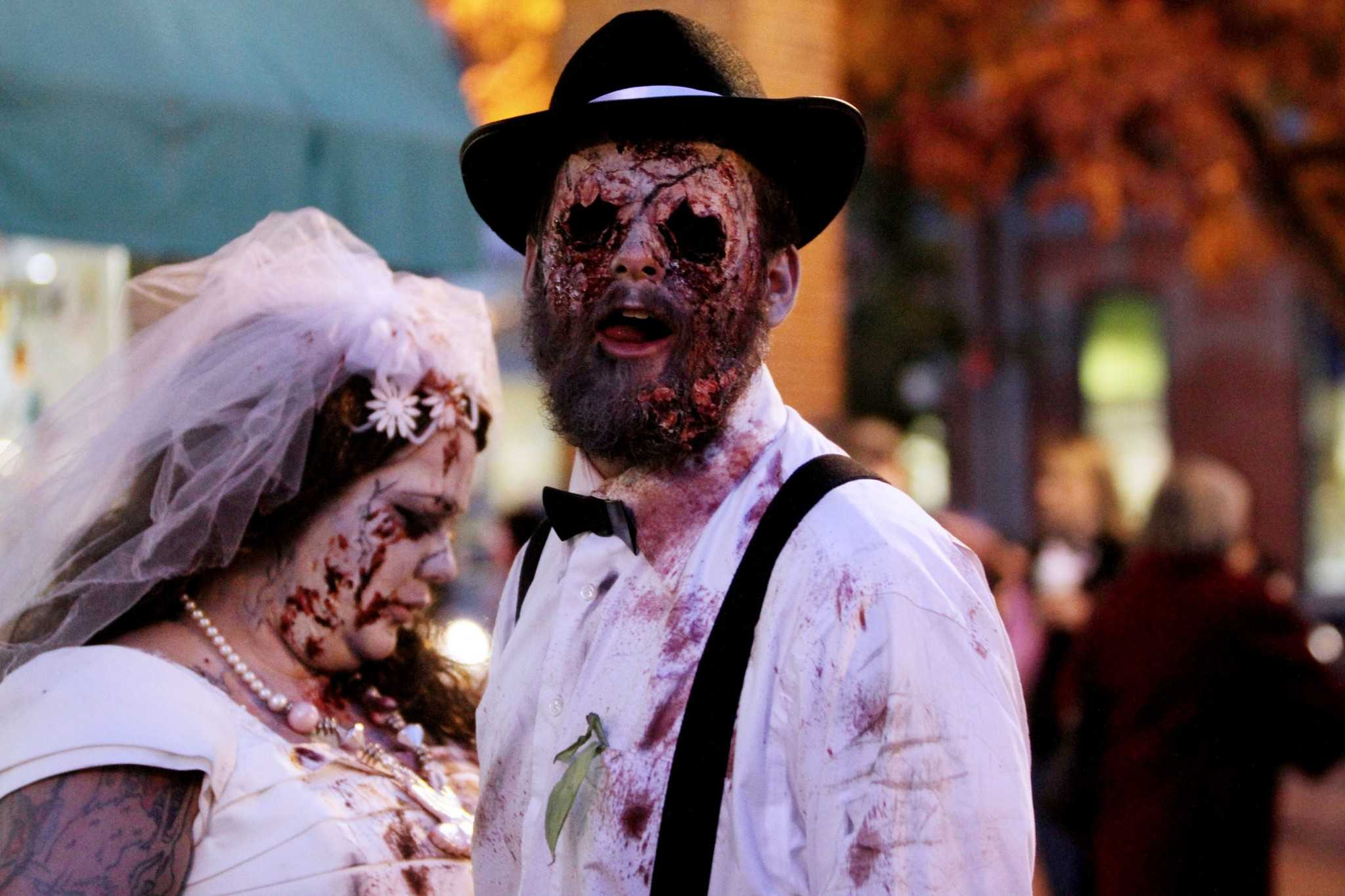 Old Town Halloween Zombie Fest returns…from the dead