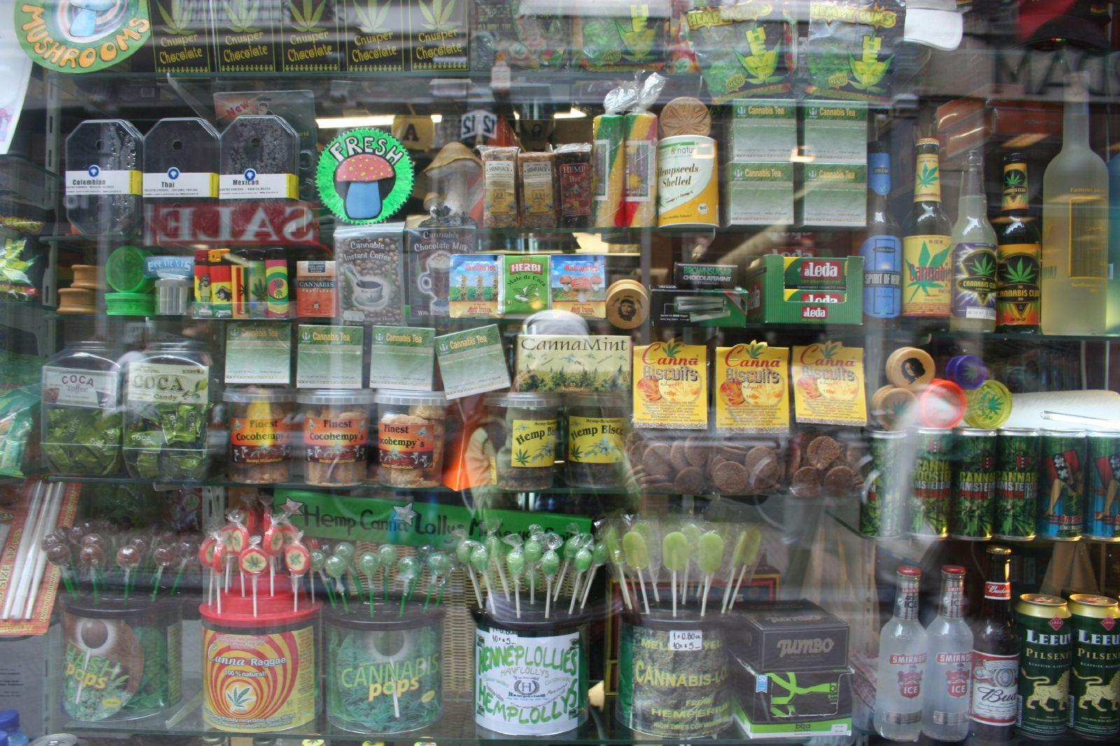 Edibles vs  Marijuana - The Rocky Mountain Collegian