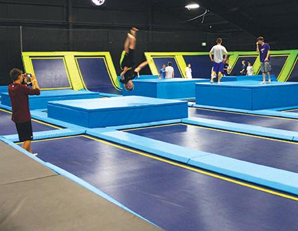 Fly High Trampoline Park bounces into Fort Collins