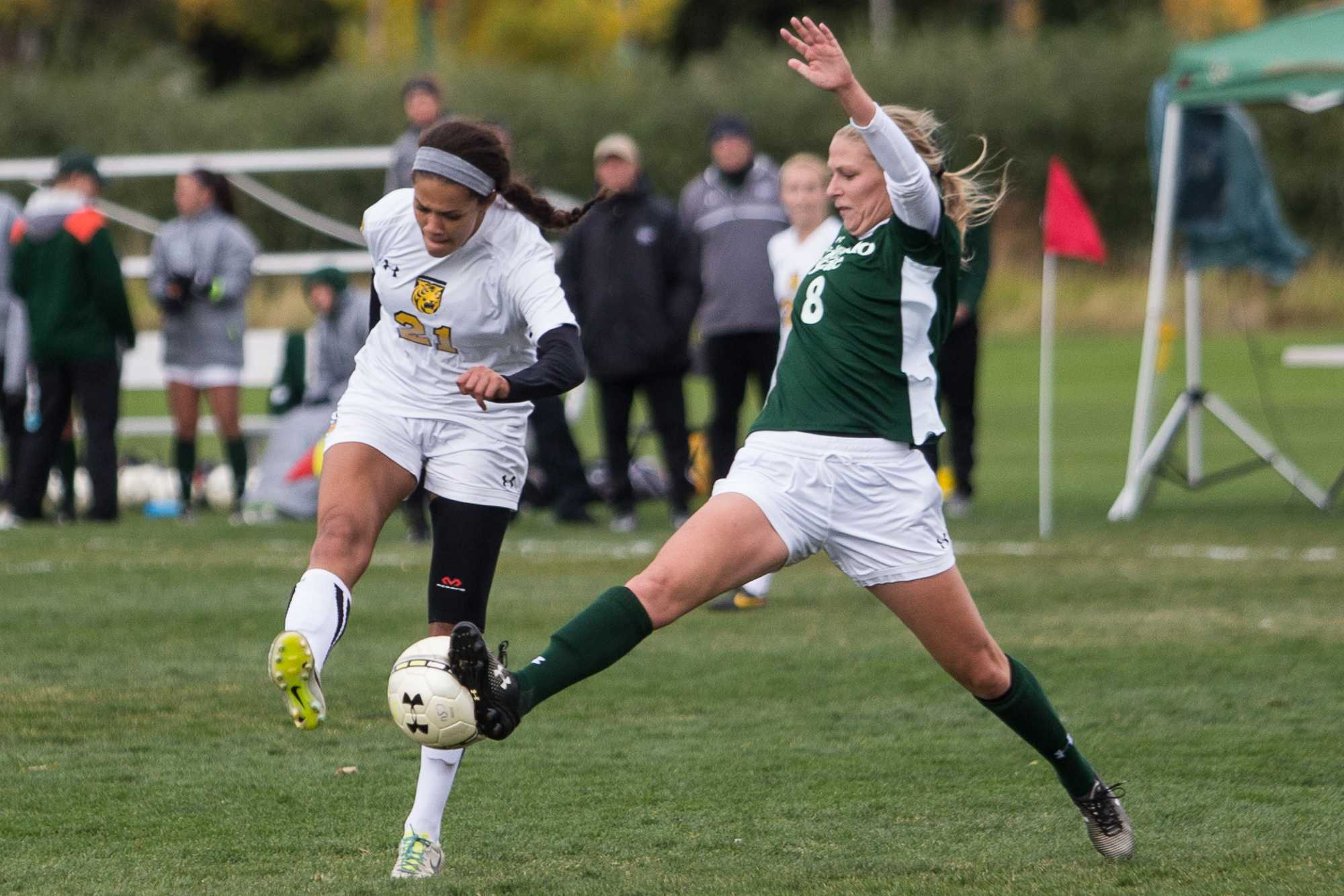Colorado State Women S Soccer Loses In Thriller With Colorado College