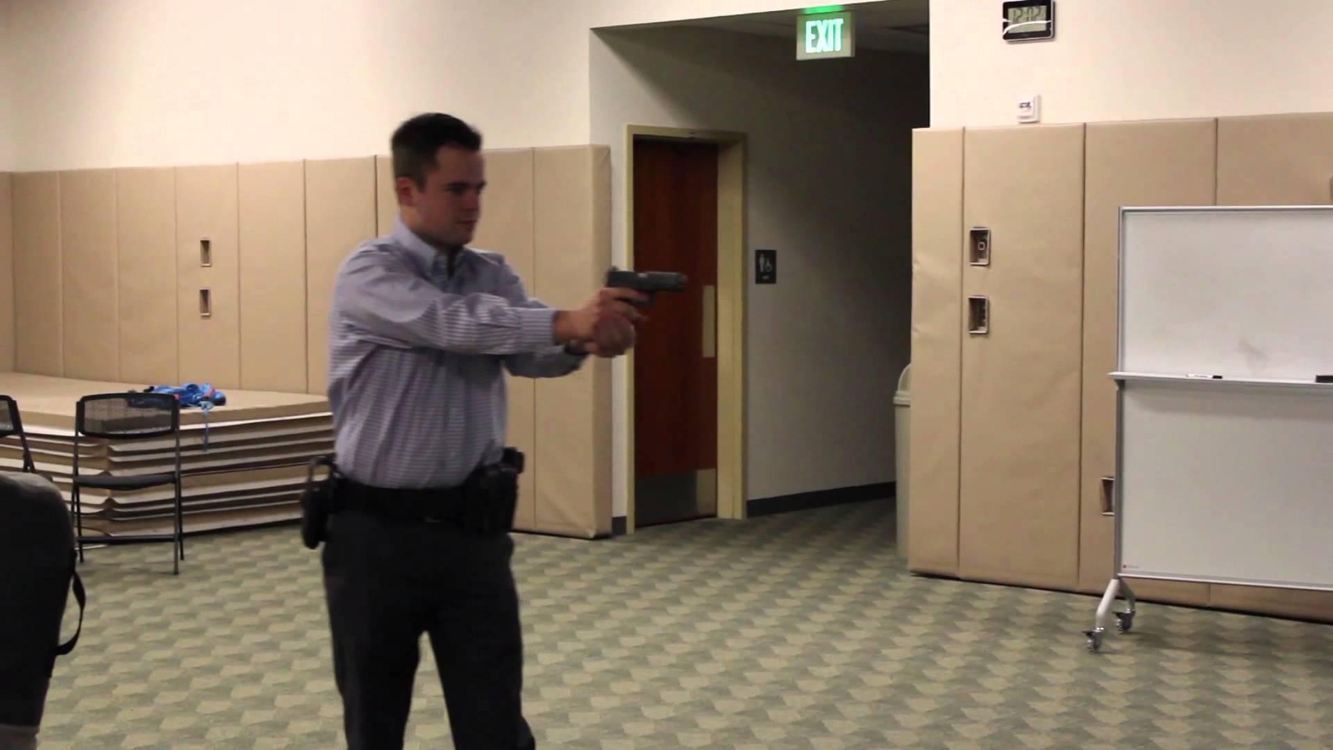 Larimer County Sheriff's Department Interactive Training