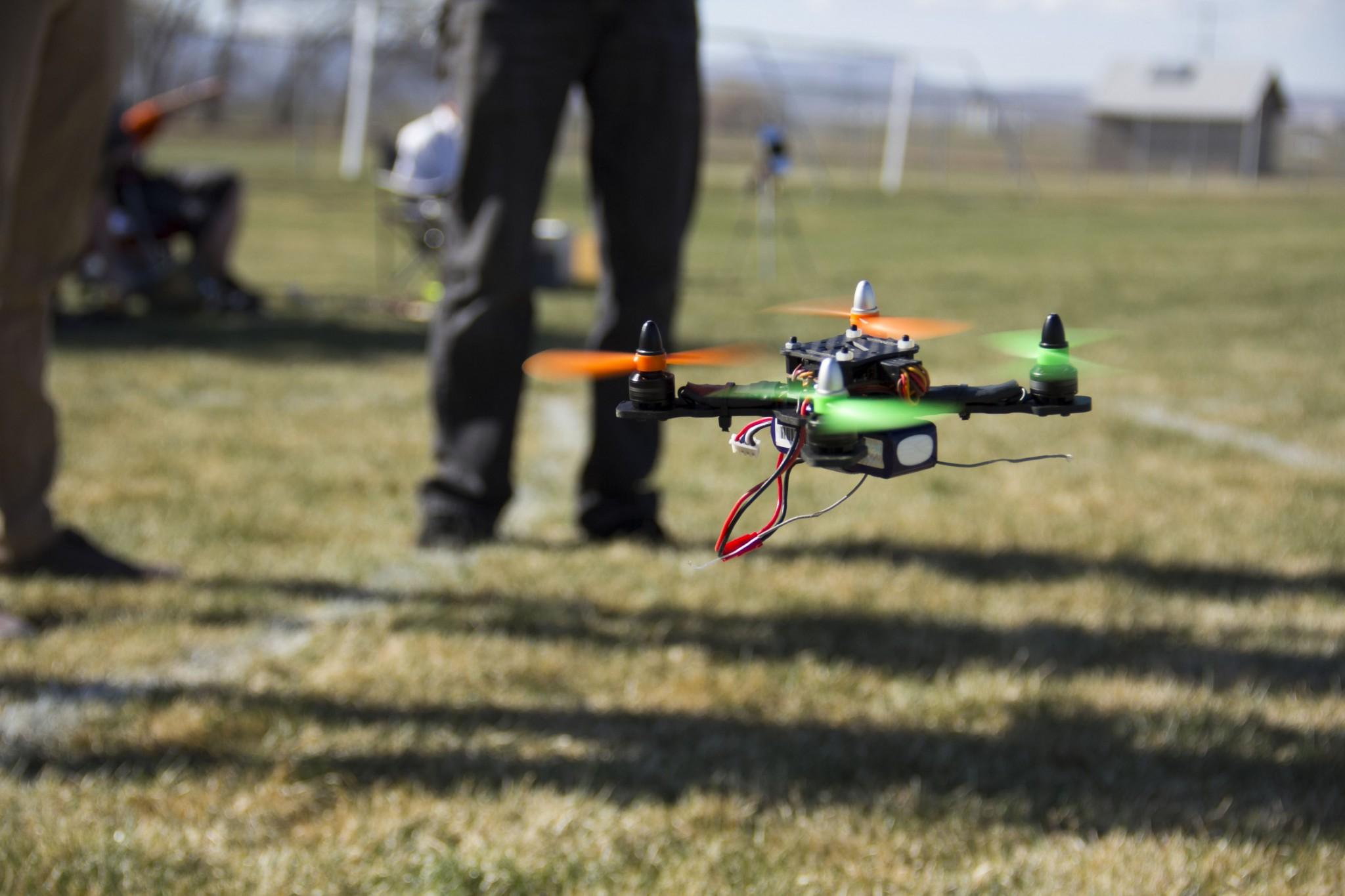 Fort Collins Drone Enthusiasts Get Sky High
