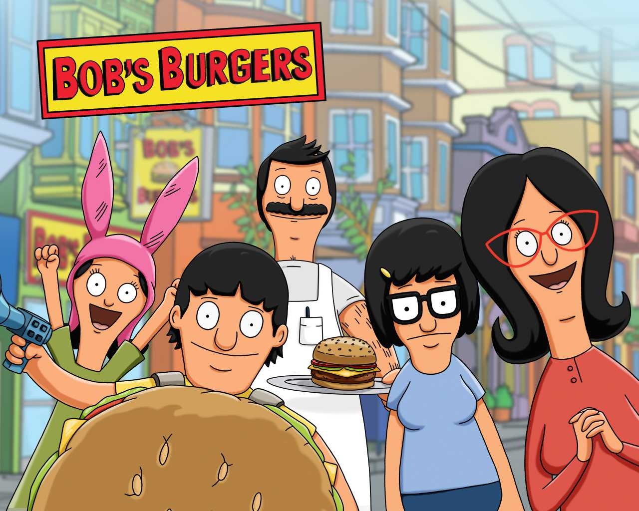 why bob s burgers is the best show on television the rocky