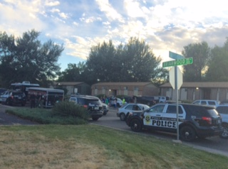 Fort Collins SWAT Was Forced To Barricade Ramblewood Apartment Homes After  A Resident Threatened Self Harm Thursday Afternoon.