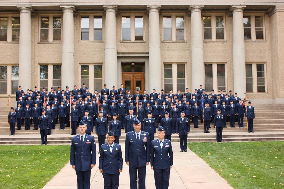 CSU Air Force ROTC cadets serve community, prepare for