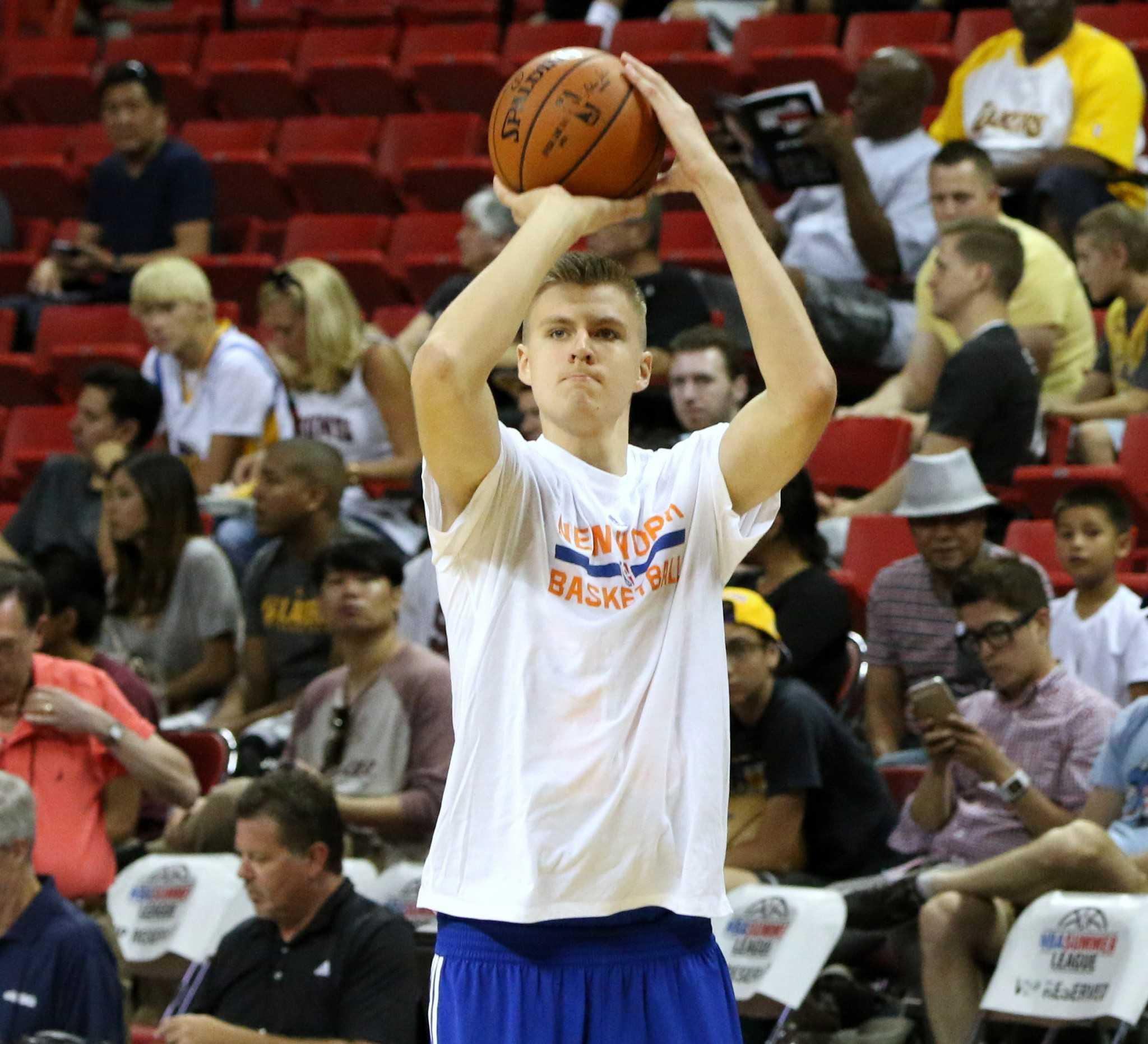 Warriors Knicks Live Stream Reddit: NBA Heat Check: Kristaps Porzingis