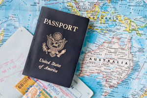 CSU students apply for passports through on-campus passport fair
