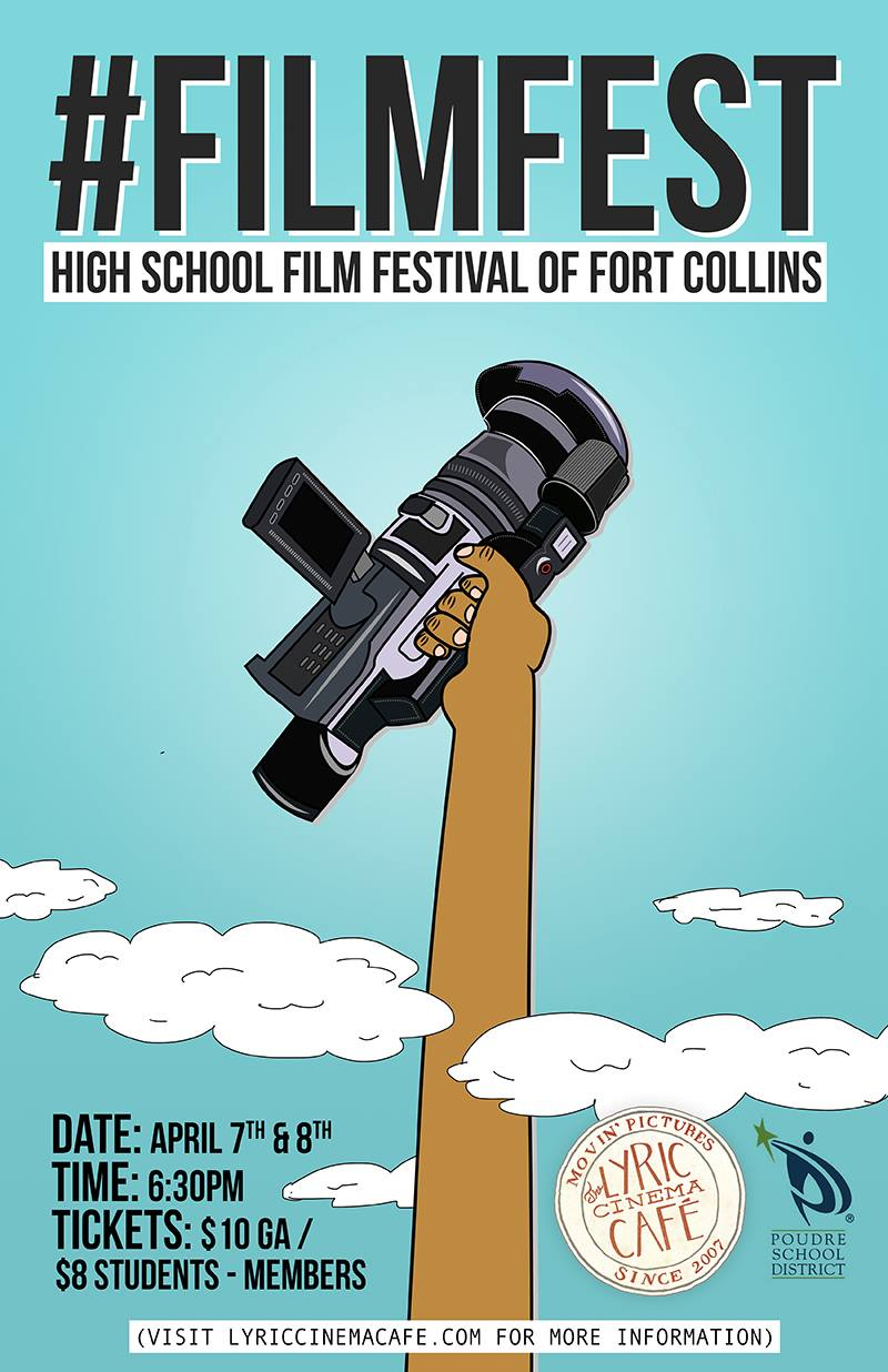 Photo courtesy of #filmfest: High School Film Festival