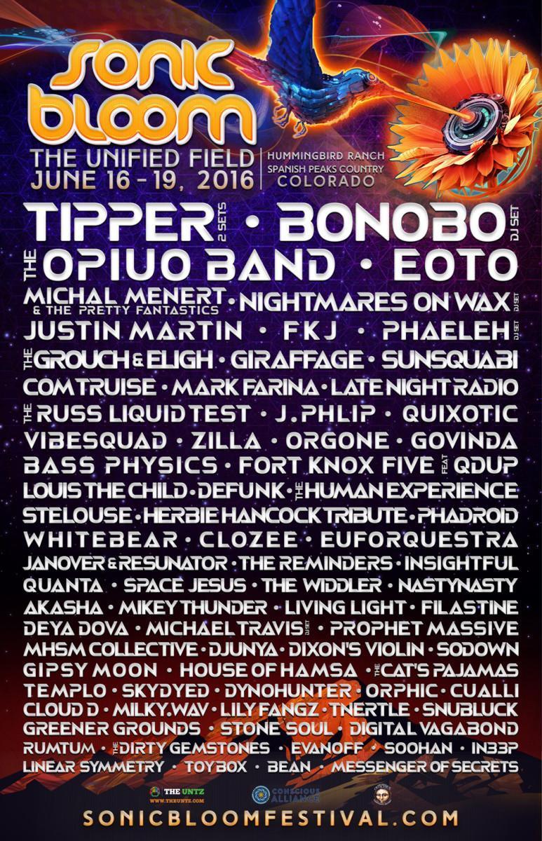 colorado music festival roundup