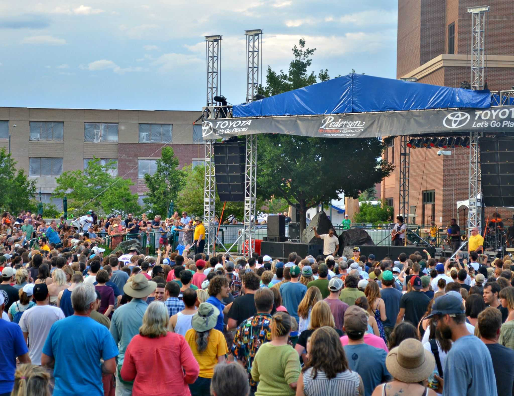 Trombone Shorty And Orleans Avenue Headline Taste Of Fort Collins
