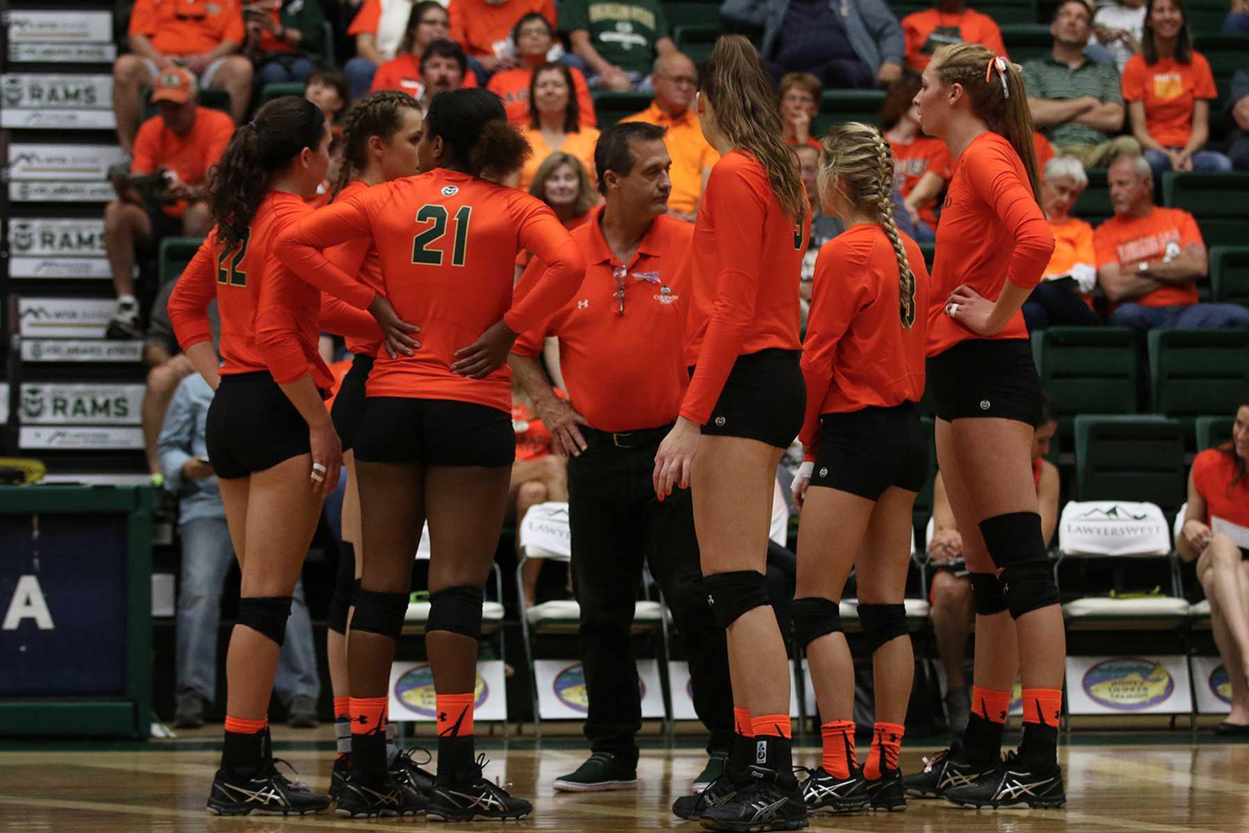 CSU volleyball hauls in preseason accolades