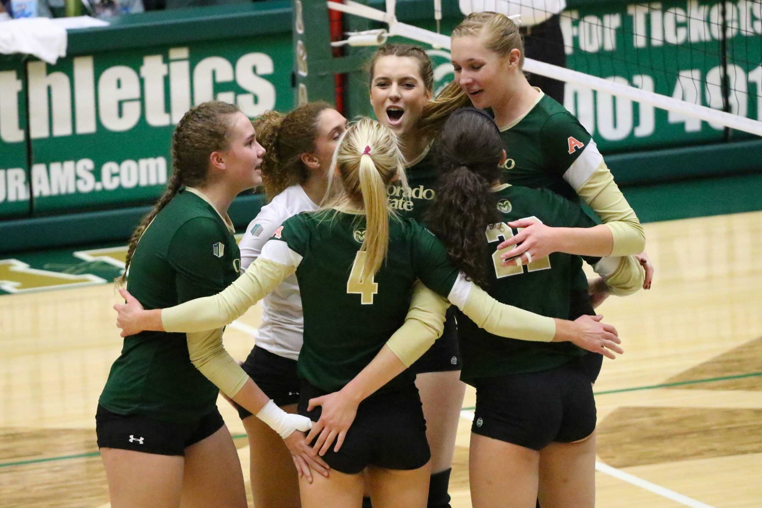 CSU volleyball looking for answers before season opener against Duke