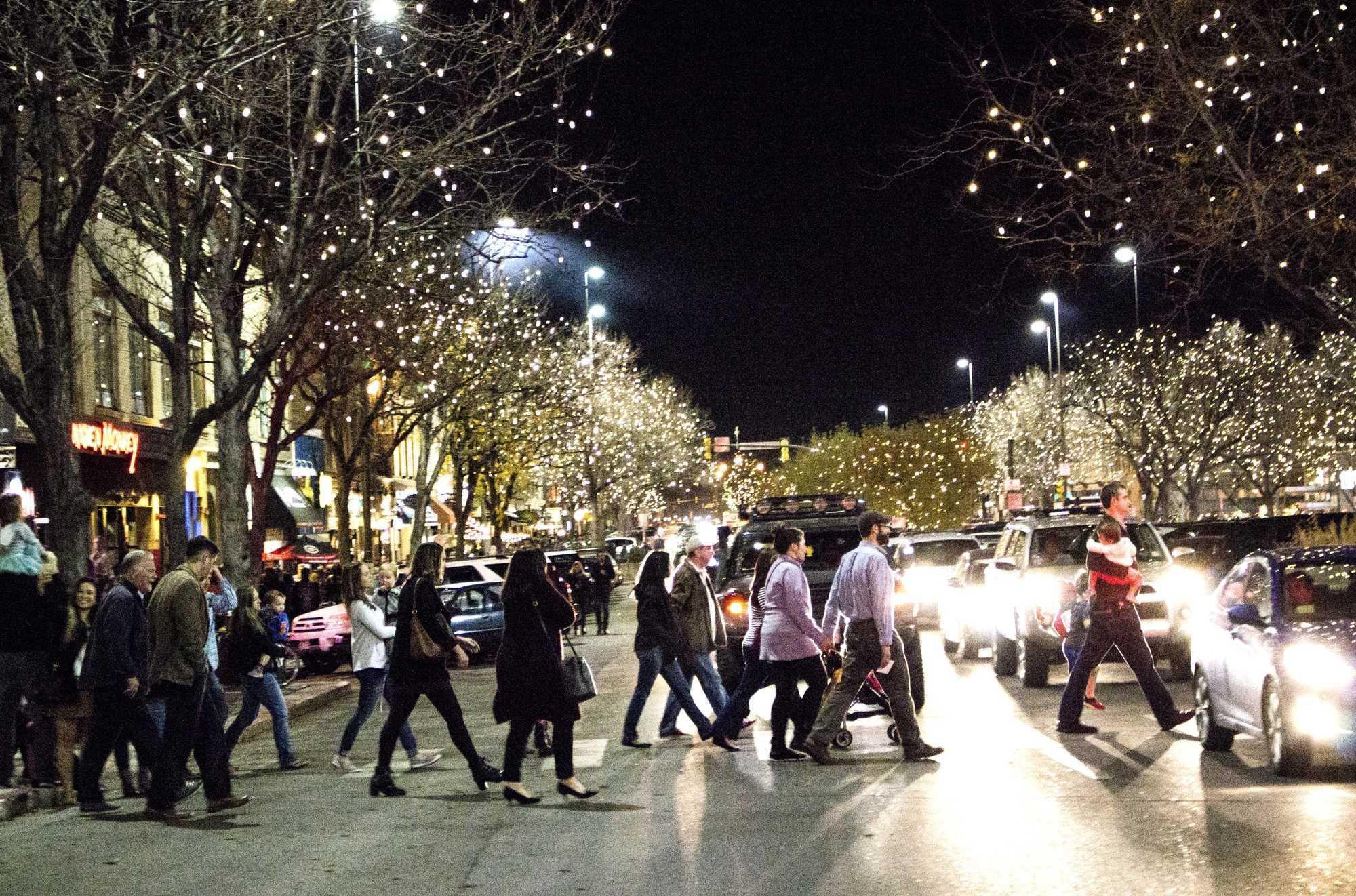 Electronic Christmas Lights
