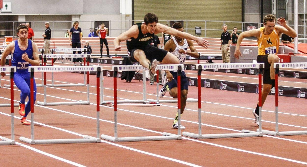 Csu Mens Indoor Track And Field Team Gaining National Attention