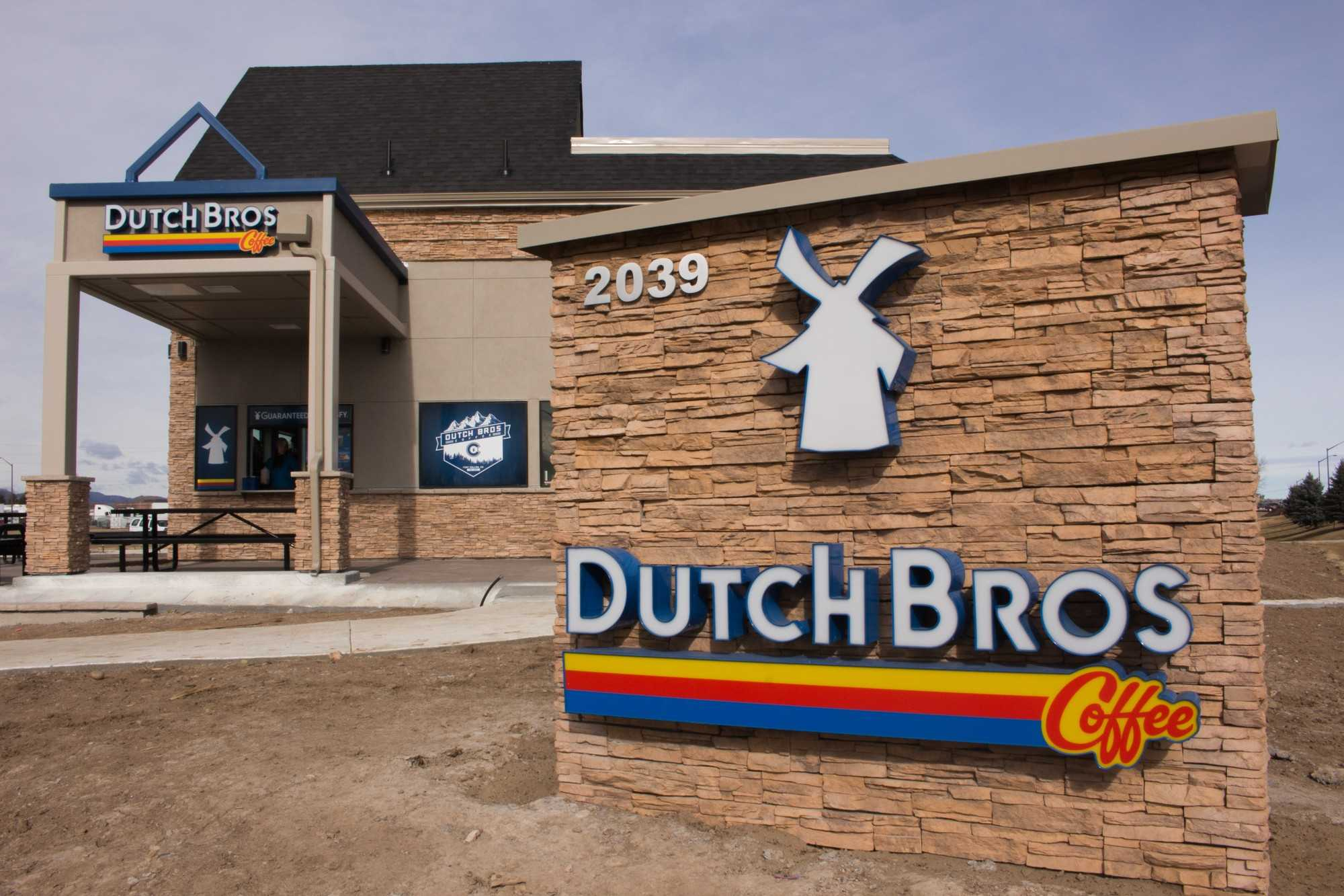 8138666b61a Dutch Bros is located near Prospect and Timberline in Fort Collins. Photo  by Allie Lyons