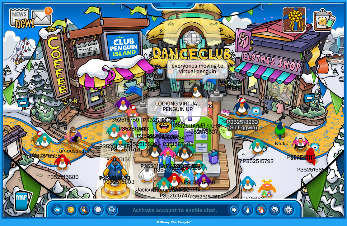 Image result for club penguin""