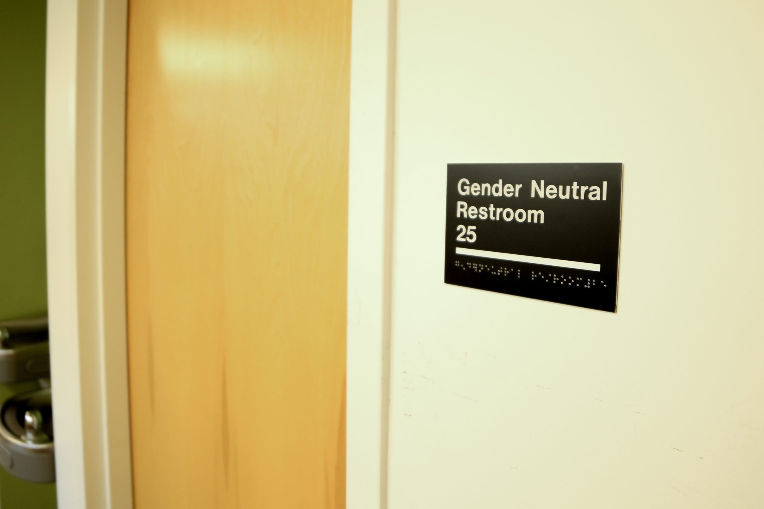 CSU Looks To Expand Allgender Bathrooms Despite Trumps Order The - Why gender neutral bathrooms are important